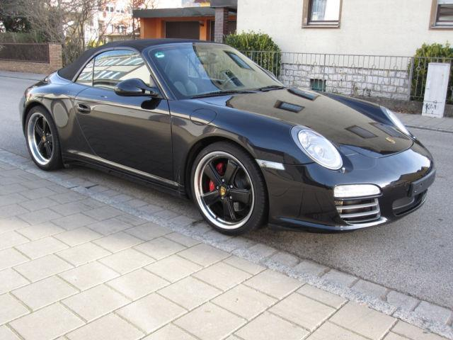 verkauft porsche 997 4s cabrio pdk spo gebraucht 2009 km in neumarkt. Black Bedroom Furniture Sets. Home Design Ideas