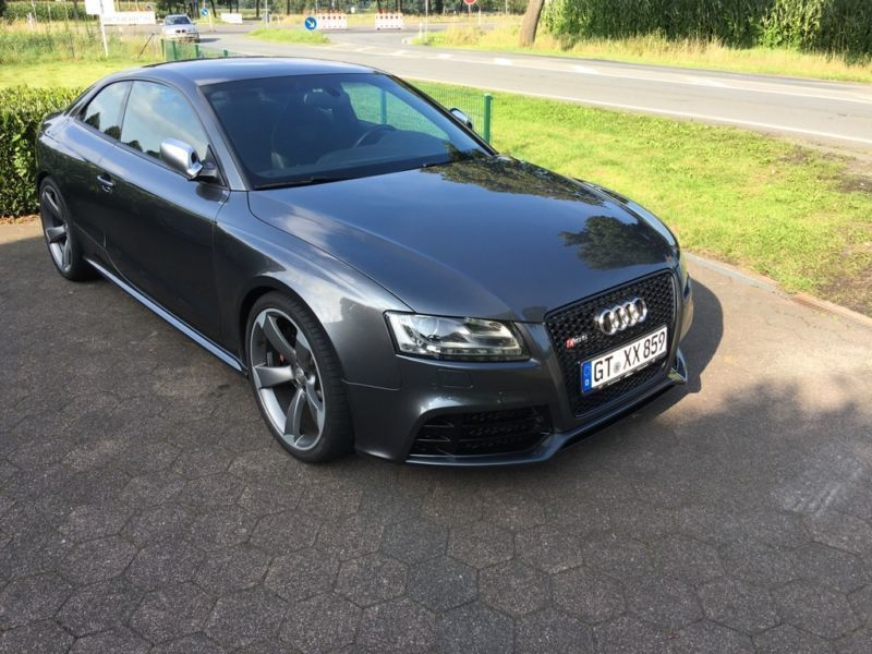 verkauft audi rs5 s tronic gebraucht 2011 km in rietberg. Black Bedroom Furniture Sets. Home Design Ideas