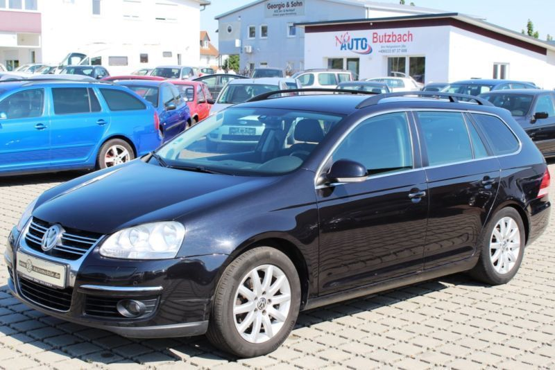 verkauft vw golf v variant 1 9 tdi 4mo gebraucht 2009 km in filderstadt. Black Bedroom Furniture Sets. Home Design Ideas