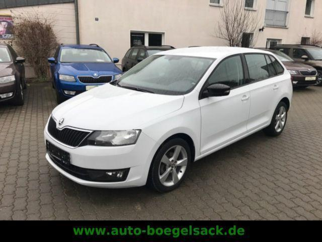 verkauft skoda rapid spaceback 1 4 tdi gebraucht 2016 km in halle saale. Black Bedroom Furniture Sets. Home Design Ideas
