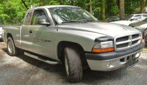 Verkauft Dodge Dakota Sport Lpg Vollgu Gebraucht 2001 142 000 Km