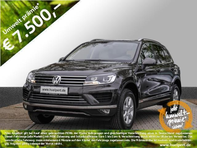 verkauft vw touareg touareg 3 0 tdi v6 gebraucht 2015 km in dortmund. Black Bedroom Furniture Sets. Home Design Ideas