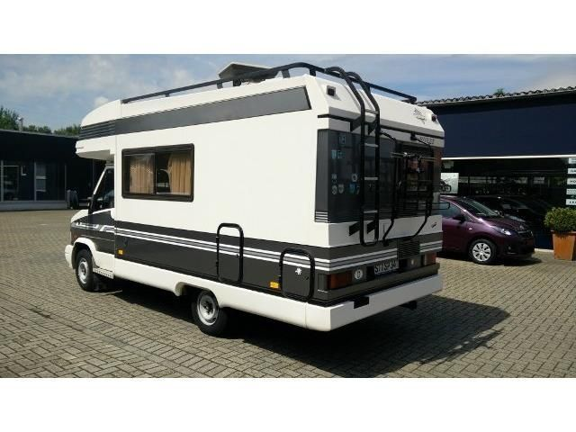 aa2d84972f3 Verkauft Peugeot J5 Wohnmobil Hobby 55., gebraucht 1992, 170.000 km ...