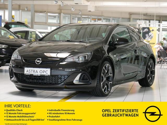 verkauft opel astra gtc 2.0 turbo opc ., gebraucht 2018, 2.983 km in