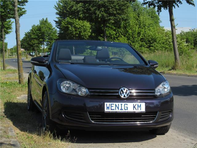 verkauft vw golf cabriolet cabrio 1 2 gebraucht 2012. Black Bedroom Furniture Sets. Home Design Ideas