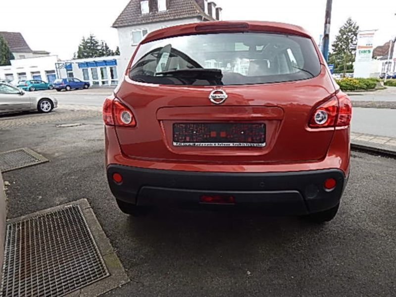 verkauft nissan qashqai 2 0 acenta 4x4 gebraucht 2007 km in holzminden. Black Bedroom Furniture Sets. Home Design Ideas
