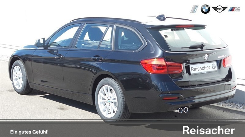gebraucht d a touring bmw 320 2016 km 0 in ulm autouncle. Black Bedroom Furniture Sets. Home Design Ideas