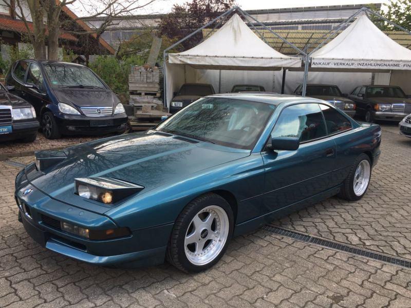 1 4 Gebraucht BMW 850 Ci 850i