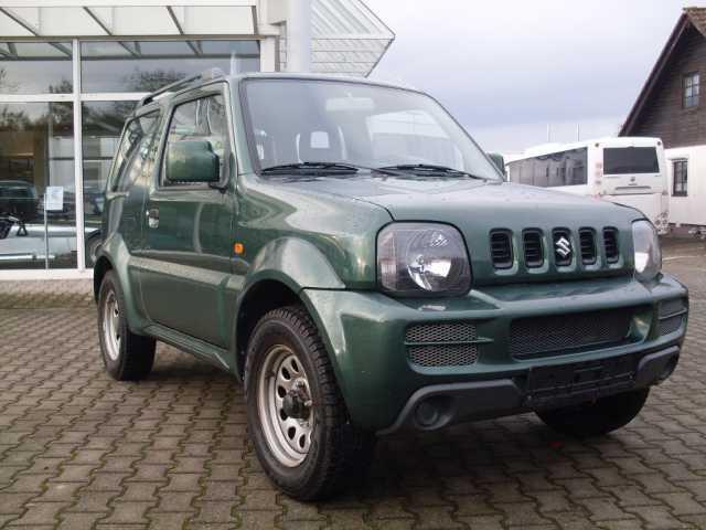 verkauft suzuki jimny club gebraucht 2009 km in dierdorf. Black Bedroom Furniture Sets. Home Design Ideas