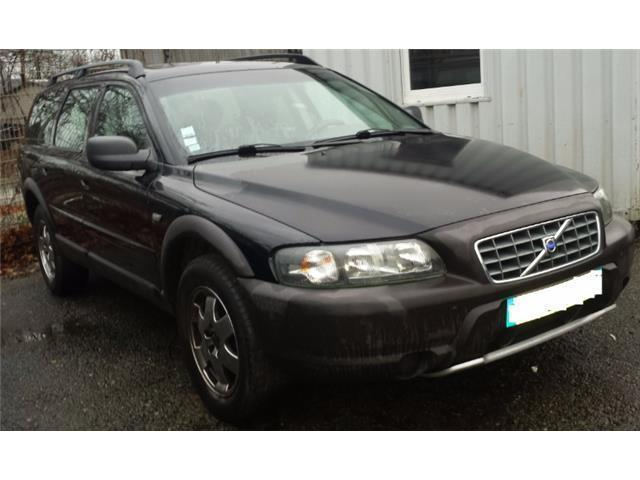 verkauft volvo xc70 d5 awd automatik gebraucht 2004 249. Black Bedroom Furniture Sets. Home Design Ideas