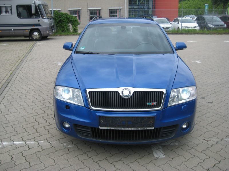 verkauft skoda octavia combi rs gebraucht 2006 km in seevetal. Black Bedroom Furniture Sets. Home Design Ideas