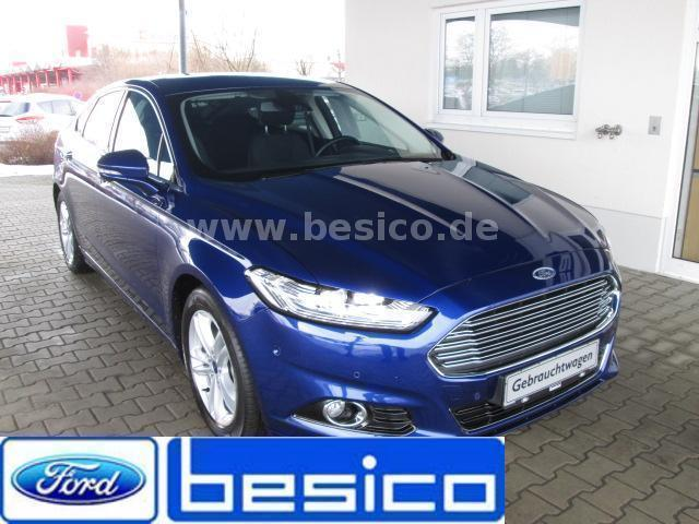verkauft ford mondeo titanium ecoboost gebraucht 2016 km in glauchau. Black Bedroom Furniture Sets. Home Design Ideas