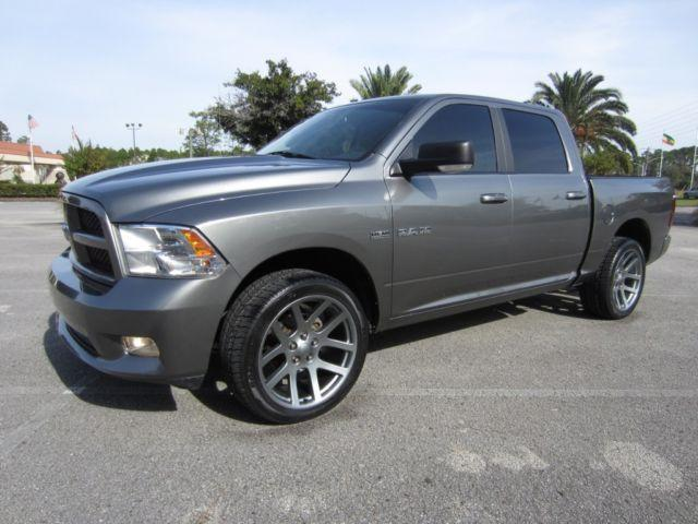 verkauft dodge ram 5 7 hemi 4x4 crew c gebraucht 2009. Black Bedroom Furniture Sets. Home Design Ideas