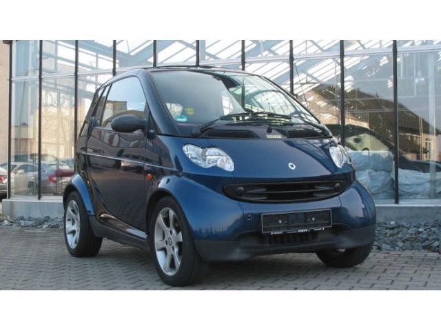 verkauft smart fortwo cabrio gebraucht 2007 km in wiehl. Black Bedroom Furniture Sets. Home Design Ideas