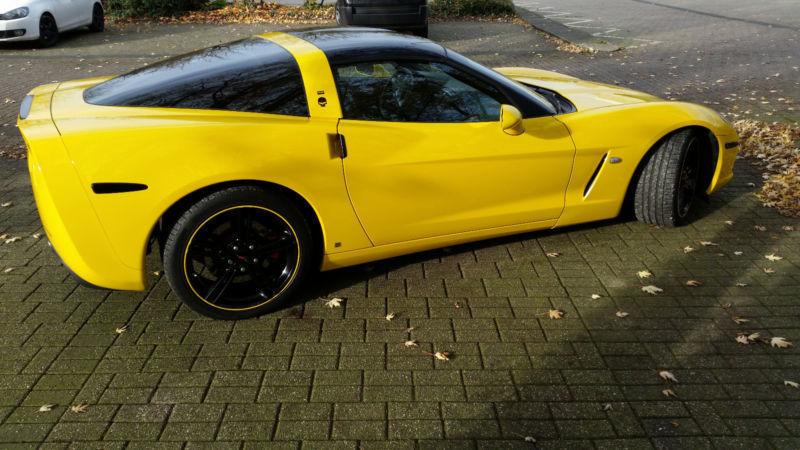 verkauft corvette c6 c6 coupenavi lede gebraucht 2009 km in saarbr cken. Black Bedroom Furniture Sets. Home Design Ideas