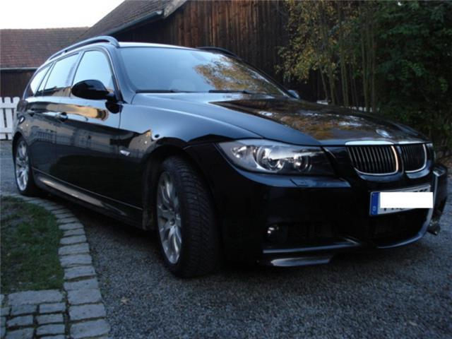 verkauft bmw 335 i touring aut gebraucht 2008. Black Bedroom Furniture Sets. Home Design Ideas