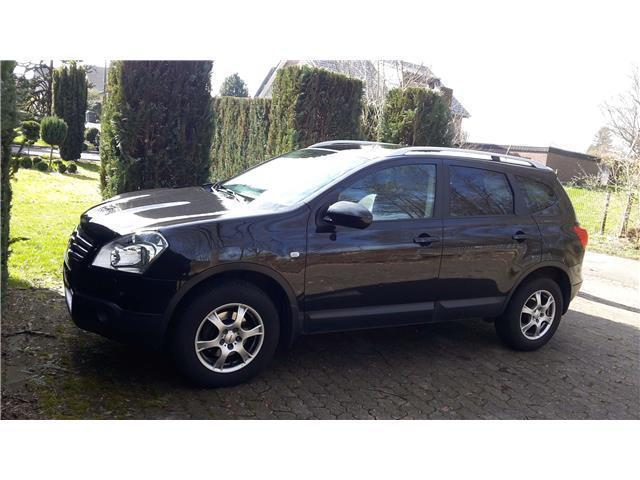 verkauft nissan qashqai 2 2 0 tekna gebraucht 2009 km in detmold. Black Bedroom Furniture Sets. Home Design Ideas
