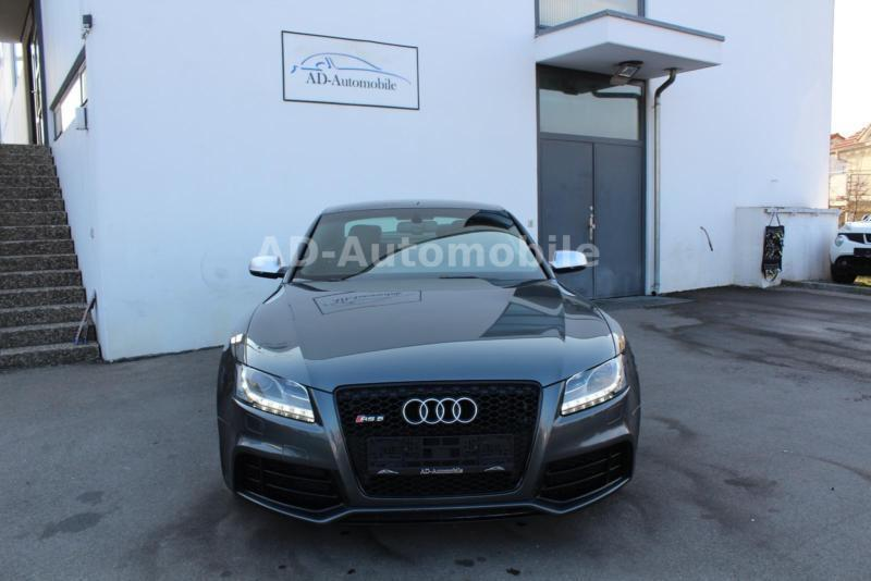 verkauft audi rs5 s tronic gebraucht 2011 km in aulendorf. Black Bedroom Furniture Sets. Home Design Ideas
