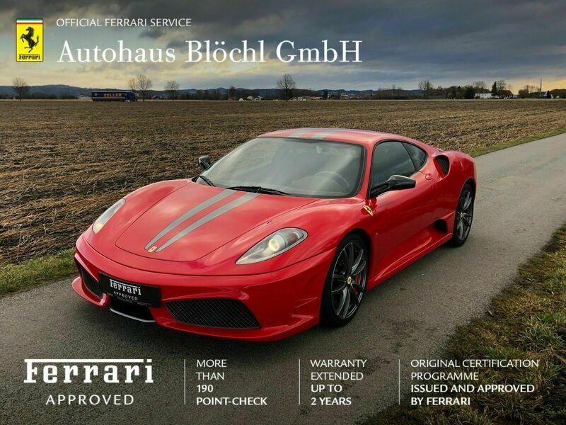 Gebraucht 2008 Ferrari F430 4 3 Benzin 510 Ps 135 900 94486 Osterhofen Autouncle