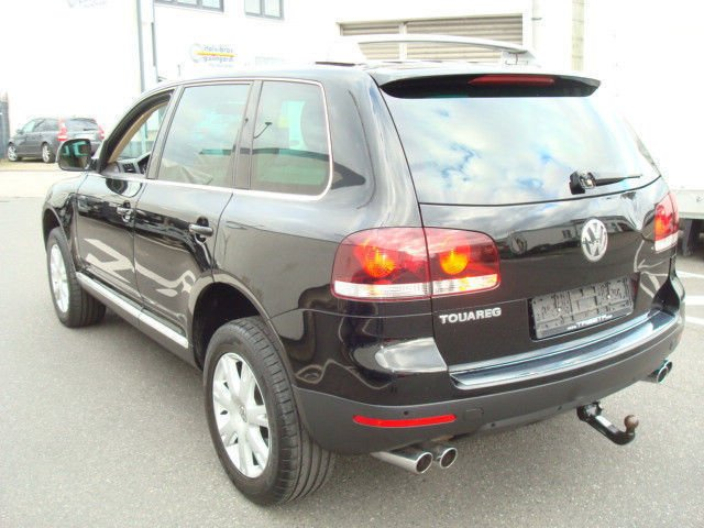 verkauft vw touareg 3 0 v6 tdi leder n gebraucht 2008 km in chorweiler. Black Bedroom Furniture Sets. Home Design Ideas