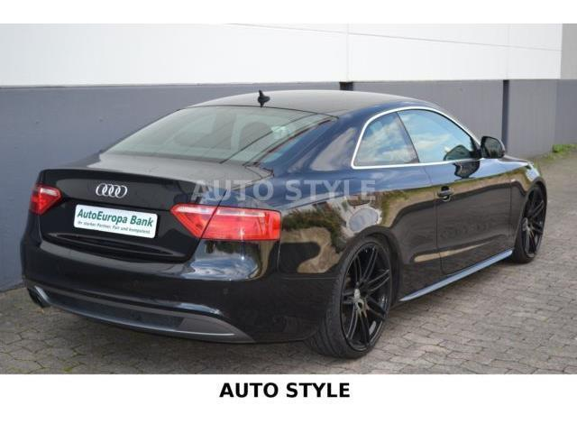 verkauft audi a5 coupe 1 8 tfsi s line gebraucht 2008. Black Bedroom Furniture Sets. Home Design Ideas