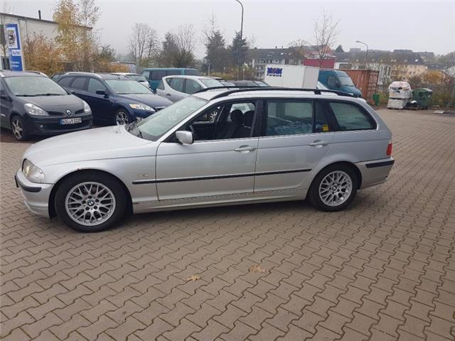 verkauft bmw 320 3er touring gebraucht 2001 km in wittlich. Black Bedroom Furniture Sets. Home Design Ideas