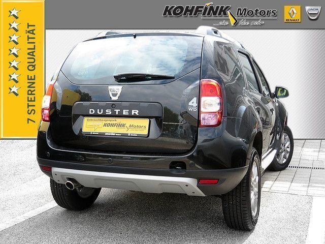 verkauft dacia duster tce 125 celebrat gebraucht 2015 25 km in bad salzungen. Black Bedroom Furniture Sets. Home Design Ideas