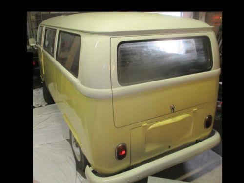 verkauft vw t2 t2a bulli 9sitzer oder gebraucht 1967 km in bottrop. Black Bedroom Furniture Sets. Home Design Ideas