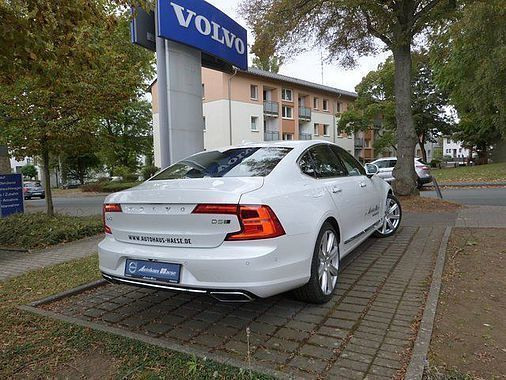 verkauft volvo s90 d5 awd inscription gebraucht 2016 km in wiesbaden. Black Bedroom Furniture Sets. Home Design Ideas