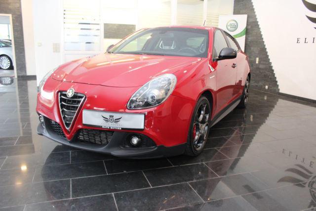 verkauft alfa romeo giulietta quadrifo., gebraucht 2014, 39.750 km