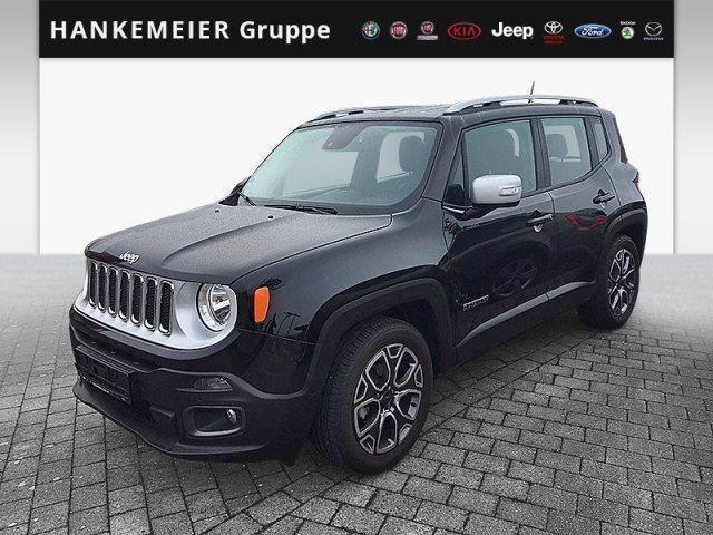 Verkauft Jeep Renegade Limited 2x4 18 Gebraucht 2017 8 600 Km In