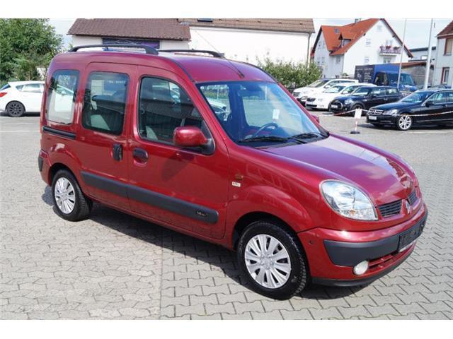 verkauft renault kangoo 1 6 16v t v ne gebraucht 2003 km in biebesheim. Black Bedroom Furniture Sets. Home Design Ideas