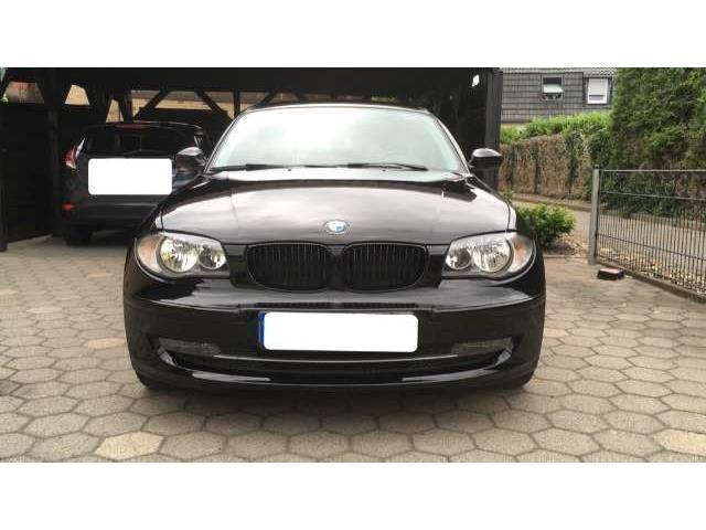 verkauft bmw 116 1er gebraucht 2009 km in herford autouncle. Black Bedroom Furniture Sets. Home Design Ideas