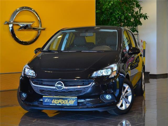 verkauft opel corsa 1 4 automatik acti gebraucht 2016 km in passau. Black Bedroom Furniture Sets. Home Design Ideas