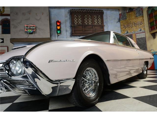 verkauft ford thunderbird 1962 gebraucht 1962 km in dresden. Black Bedroom Furniture Sets. Home Design Ideas
