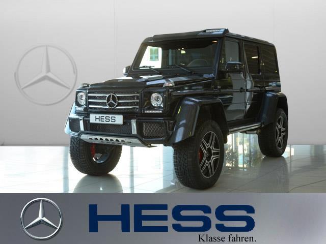 Verkauft Mercedes G500 4x4² 4x4 hoch 2., gebraucht 2015, 8 ...