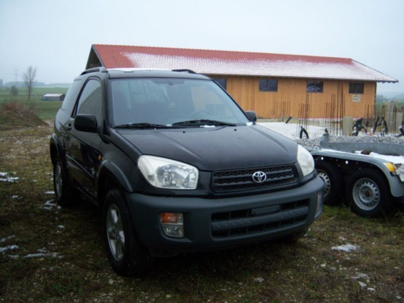 gebraucht 4x4 limited toyota rav4 2001 km in hennef kurscheid. Black Bedroom Furniture Sets. Home Design Ideas