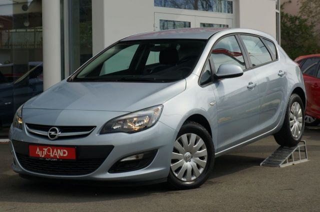 gebraucht Opel Astra 1.7 CDTi Klima RCD Tempo.
