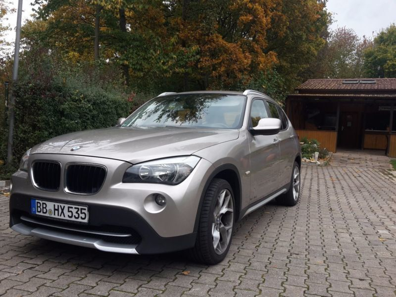 verkauft bmw x1 sdrive18d aut gebraucht 2012 km. Black Bedroom Furniture Sets. Home Design Ideas