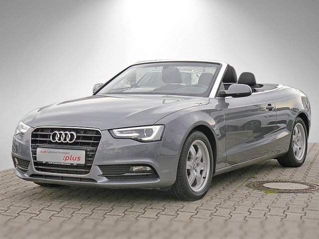 verkauft audi a5 cabriolet 2 0 tdi gebraucht 2014. Black Bedroom Furniture Sets. Home Design Ideas