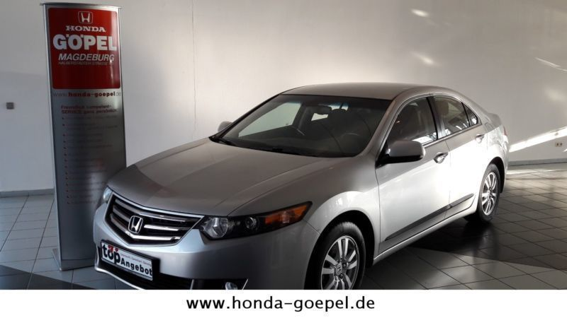 verkauft honda accord 2 0 comfort gebraucht 2009 km in magdeburg. Black Bedroom Furniture Sets. Home Design Ideas