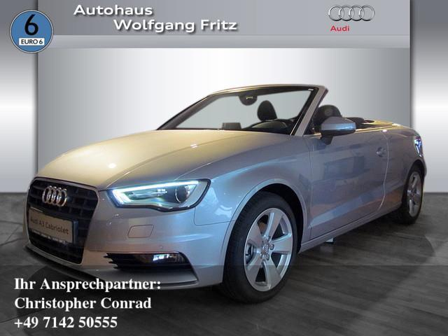 verkauft audi a3 cabriolet 2 0 tdi amb gebraucht 2015. Black Bedroom Furniture Sets. Home Design Ideas