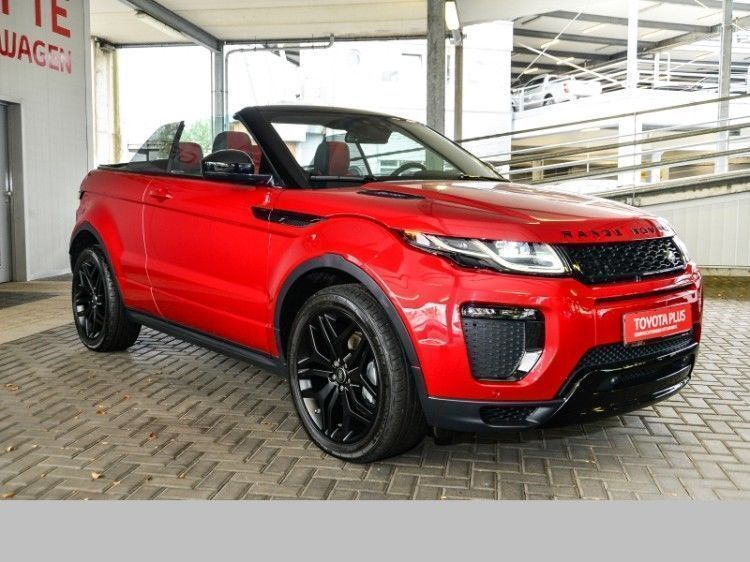 verkauft land rover range rover evoque gebraucht 2016 km in d sseldorf. Black Bedroom Furniture Sets. Home Design Ideas