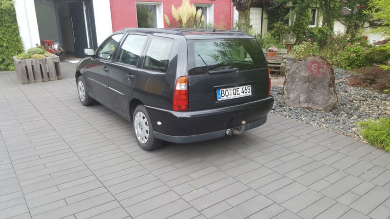 verkauft vw polo variant 100 gebraucht 1998 km. Black Bedroom Furniture Sets. Home Design Ideas