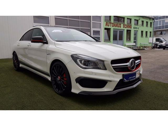 verkauft mercedes cla45 amg cla klasse gebraucht 2014 km in aachen. Black Bedroom Furniture Sets. Home Design Ideas