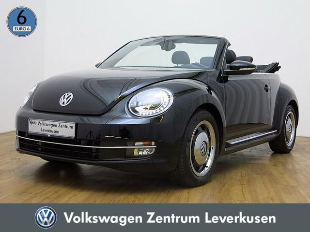 verkauft vw beetle cab 1 4 tsi leder gebraucht 2015 km in pfullingen. Black Bedroom Furniture Sets. Home Design Ideas