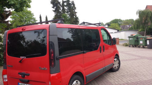 verkauft renault trafic 2 5 dci 150 fa gebraucht 2006 km in m lheim ruhr. Black Bedroom Furniture Sets. Home Design Ideas