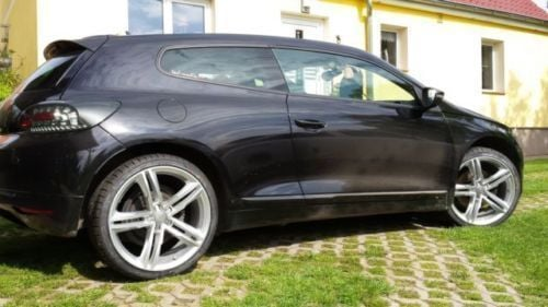 verkauft vw scirocco 2 0 tdi 170 ps mi gebraucht 2010. Black Bedroom Furniture Sets. Home Design Ideas