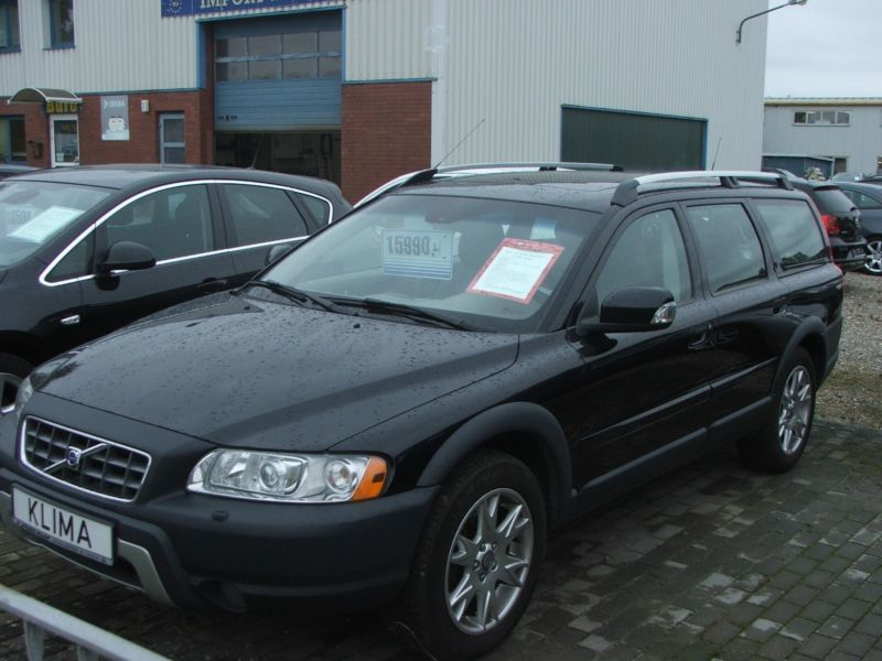 verkauft volvo xc70 d5 awd summum t v gebraucht 2008. Black Bedroom Furniture Sets. Home Design Ideas