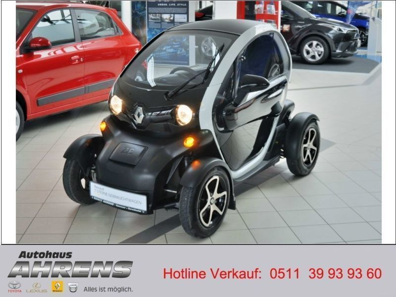 verkauft renault twizy ohne batterie gebraucht 2016 km in hannover. Black Bedroom Furniture Sets. Home Design Ideas